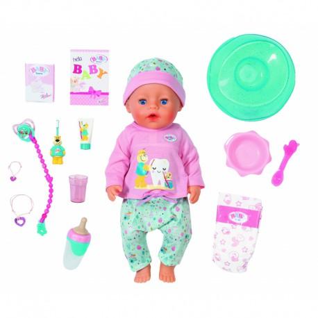 Nowa Lalka Baby Born Kąpielowa + Akcesoria Do Mycia