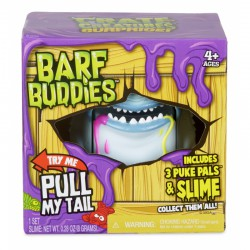Crate Creatures Surprise - Barf Buddies -Figurka Crunch