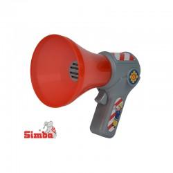 Simba Strażak Sam Megafon Elektroniczny