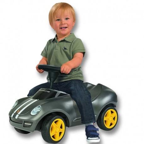 Jeździk Pchacz Big Bobby Car Porsche Ciche Koła