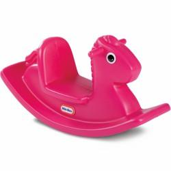 Little Tikes Różowy konik na biegunach