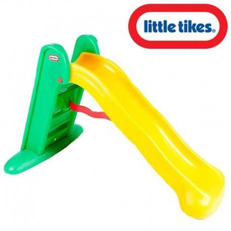 Little Tikes Duża zjeżdżalnia słoneczne kolory 150 cm