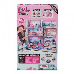 L.O.L Surprise Ogromny Domek dla lalek LOL - 85 niespodzianek