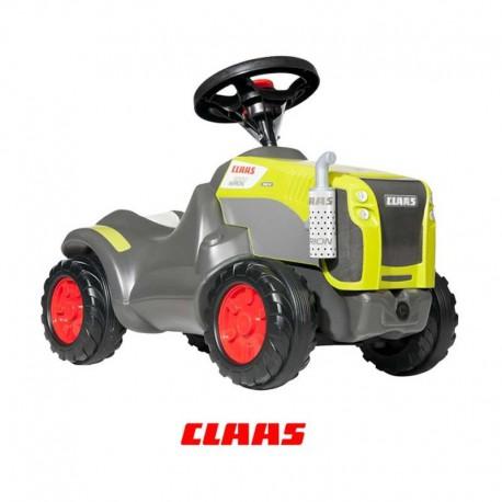 Rolly Toys rollyMinitrac Jeździk Pchacz Claas Xerion Traktor Klakson 1-4 Lat