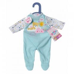 Baby Born Ubranie do Spania 36 cm Niebieskie