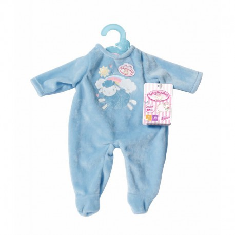 Baby Annabell Body 36 cm Niebieskie