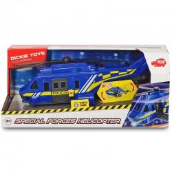 DICKIE SOS_N Helikopter Służb Specjalnych 26 cm + Policyjny lizak gratis!