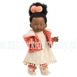 Hiszpańska lalka dziewczynka Zoe - 28cm