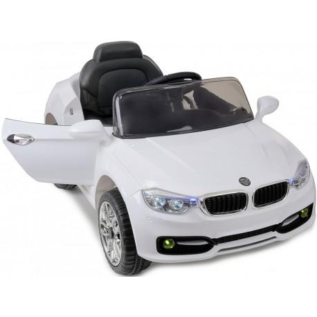Samochód na akumulator VISION biały
