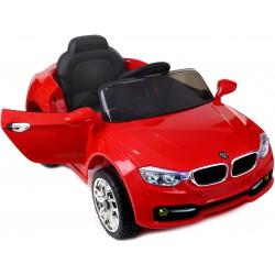 Samochód na akumulator ADL1588 czerwony