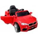 Samochód na akumulator MX6 czerwony