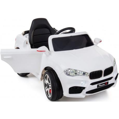 Samochód na akumulator MX6 biały