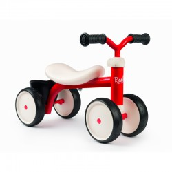Rowerek Biegowy Dla dziecka Rookie Ride - On Czerwony