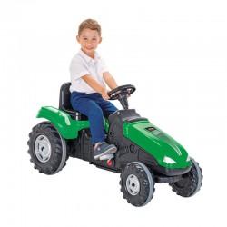 WOOPIE Traktor MEGA Na Pedały Zielony