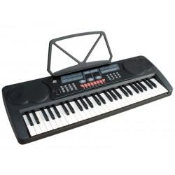 Keyboard Organy 54 Klawisze Zasilacz Mikrofon MK-632