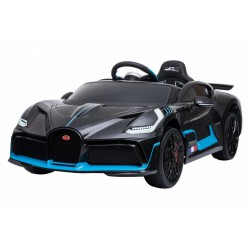 Na wypasie !! Samochód na akumulator 12v Bugatti Divo