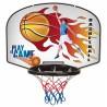 WOOPIE Zestaw Przenośna Koszykówka Wisząca + Piłka