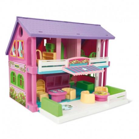 Play House Domek dla Lalek - WADER 25400