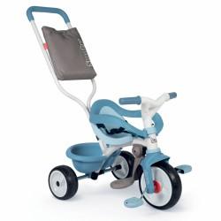 SMOBY Rowerek Trójkołowy Be Move Komfort Niebieski