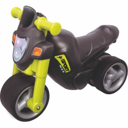 BIG Sportowy Jeździk Motorek z Dźwiękiem Zielony