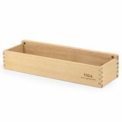 VIGA Drewniane Pudełko do Tablicy Certyfikat FSC