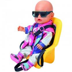 Baby Born Żółte Siodełko Rowerowe dla Lalki 43cm